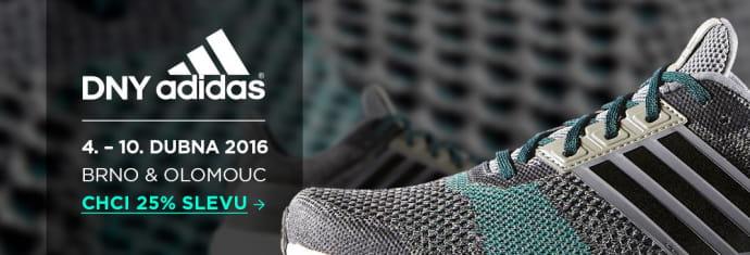 Dny adidas v Sanasportu