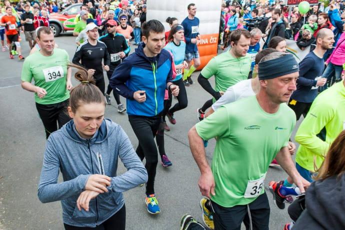 Polmaratón Plzeňského kraja ovládli bežci z Kene