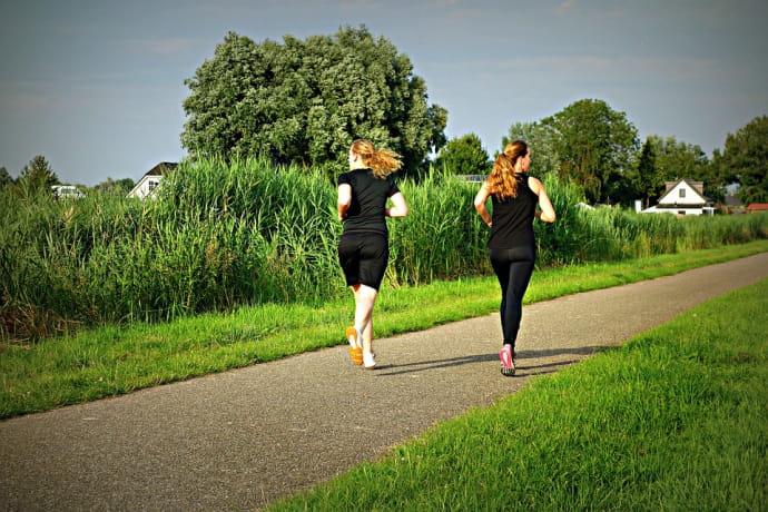 15 tipů, jak si užít první běh