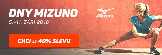 Ulovte si nové boty na dnech Mizuno