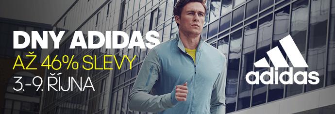 Dny adidas přinesou skandální slevy!