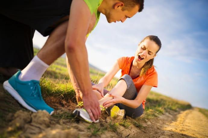 Bolest při běhu a jak na ni