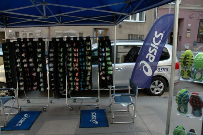 Asics foot ID – posviťte si na nohy