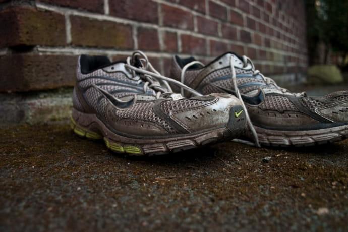 Terezin běžecký deník 17: Kdyby boty mohly vyprávět