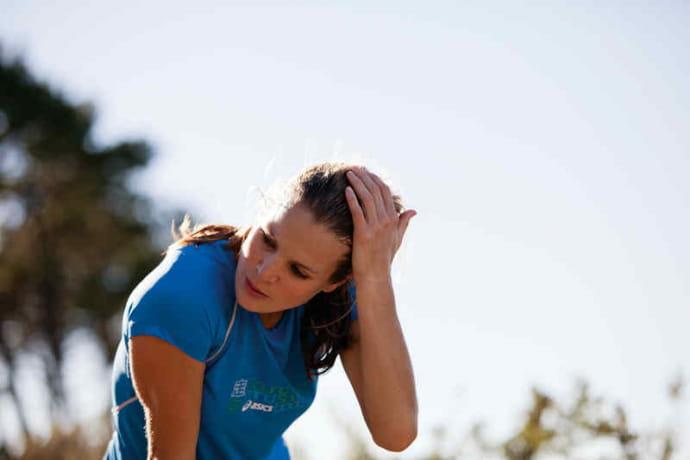 Terezin běžecký deník 5: Trable na obzoru