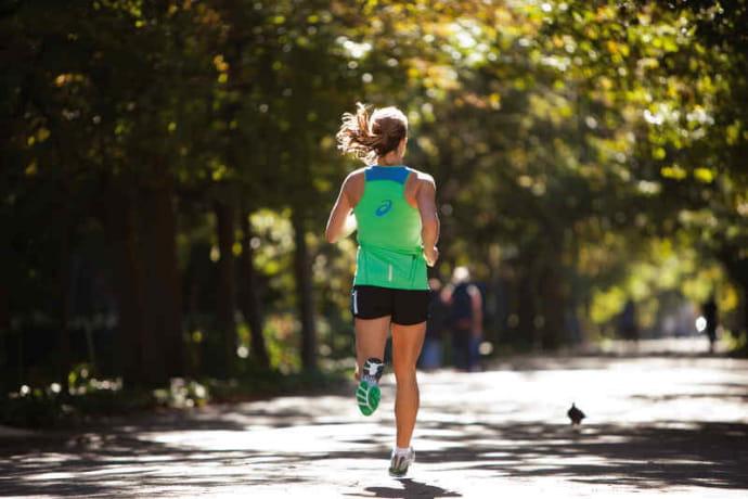 Terezin deník běžecký 7: Zpátky k tréninku