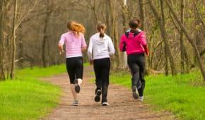 Ženy a běh – o těle a na tělo