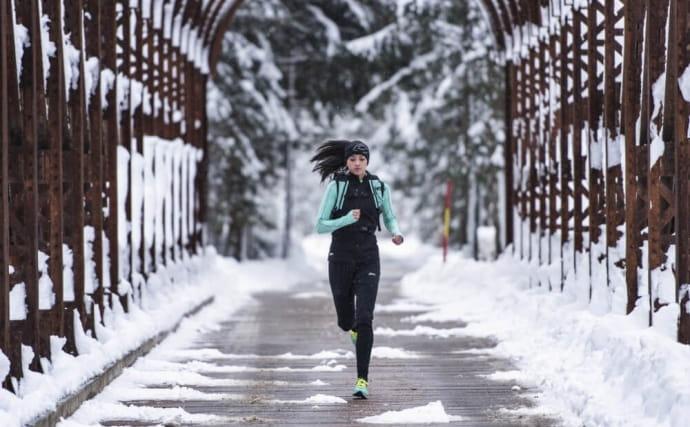 10 tipů, aby vás běh v zimě nestál zdraví