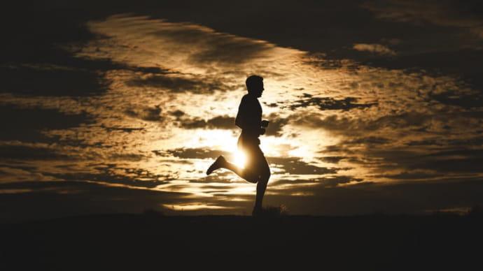 Když slunce spí a běžci vylézají z nor