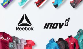 Značky Inov-8 a Reebok mají ceny proklatě nízko!