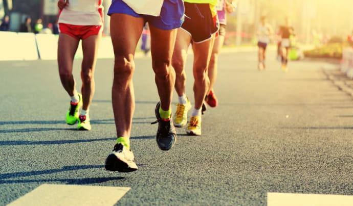 Bežecké preteky na Slovensku 2017