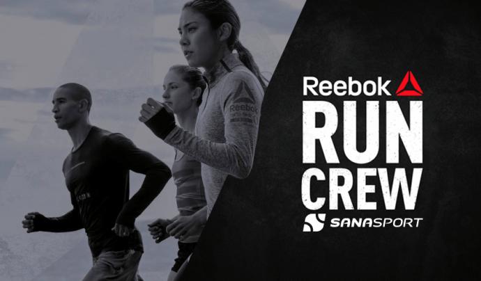 Reebok Run Crew: Běžecké tréninky s Reebokem!