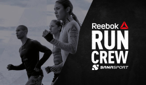 Reebok Run Crew: Bežecké tréningy s Reebokom!