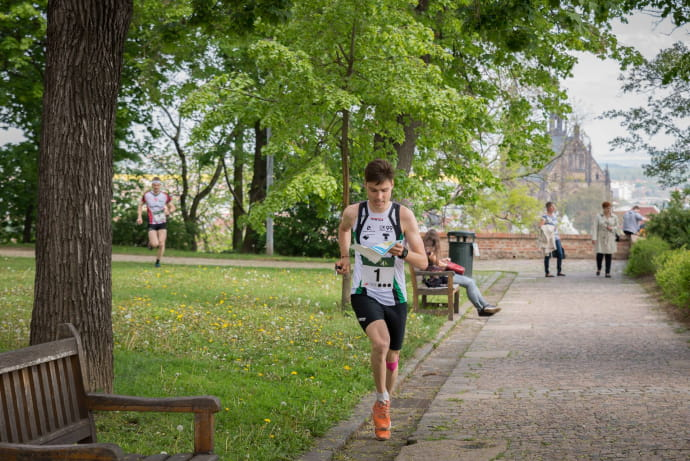Sprintařské MČR aneb Jan Petržela na lovu medailí