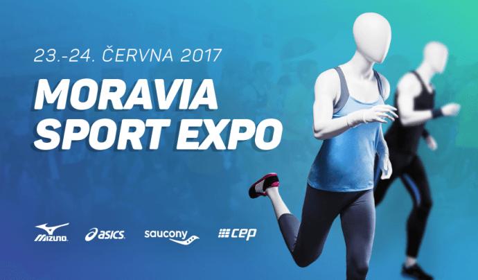 Moravia Sport Expo 2017: Pro půlmaratonce i fanoušky