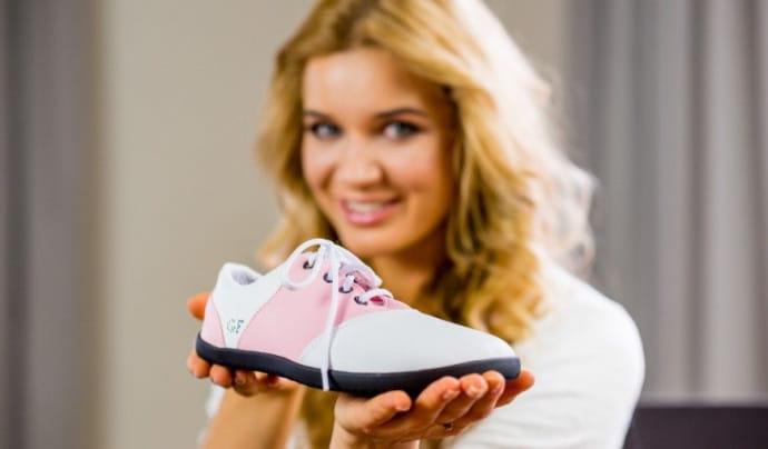 Ahinsa shoes: Naboso a zodpovědně