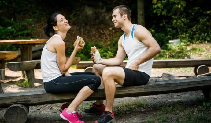 Co jíst po tréninku