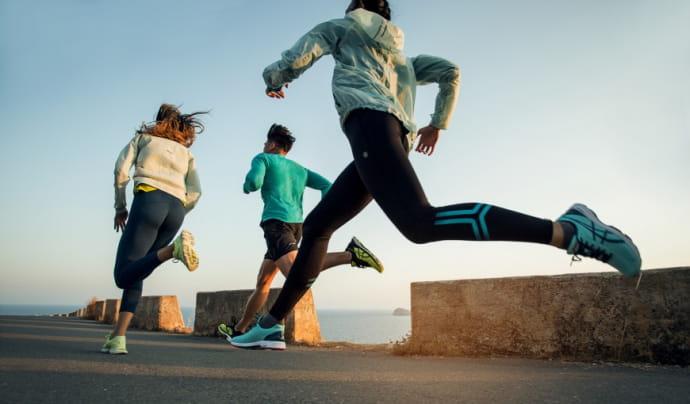 Bežecké preteky na Slovensku 2018