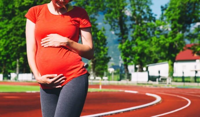 Běh v těhotenství – jak na to?