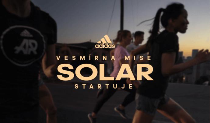 Vesmírná mise Solar startuje! Splň si sen a staň se kosmonautem
