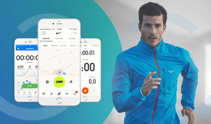 Nejlepší běžecké aplikace? Dáme vám pár tipů