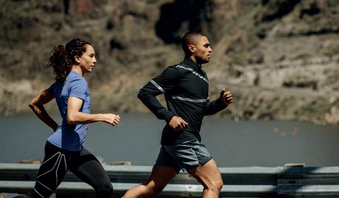 Ako často behať, aby vám neodpadli nohy a nepribudli kilá