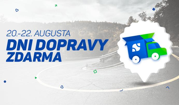 Dni dopravy zdarma 20.-22. augusta