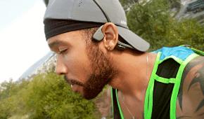 Hudba do morku kostí: Recenze na sluchátka Aftershokz Trekz AIR