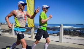 Extrémní World Marathon Challenge v podání otce a syna Vabrouškových