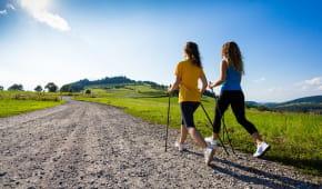 Nordic Walking/Runwalk je překvapivě (ne)náročný sport