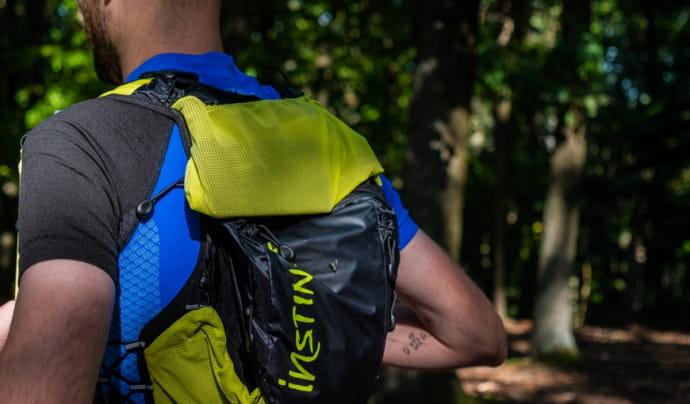 Testování a recenze vesty InStinct Eklipse 12L