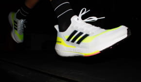 Test běžeckých bot adidas Ultraboost 21