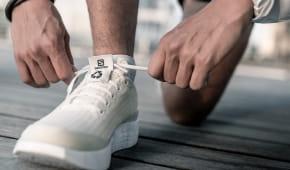 Plně recyklovatelná běžecká bota Salomon Index.01