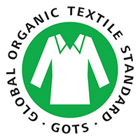 GOTS-certified Organic Cotton