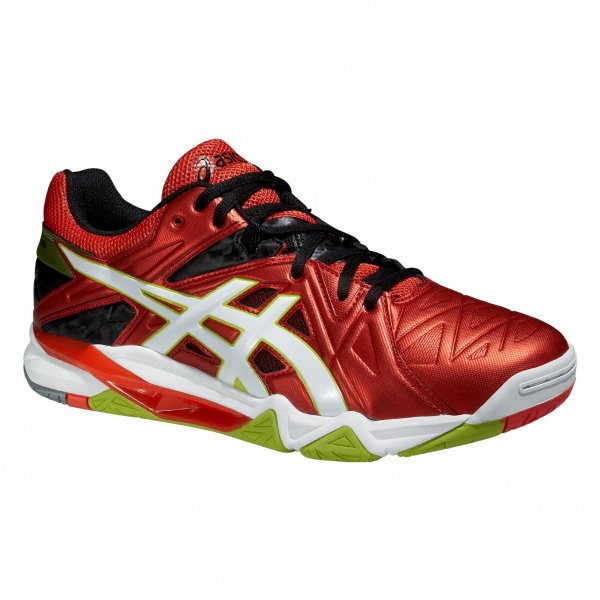 Asics Gel Sensei 6 - pánske halové topánky  3b417afb330