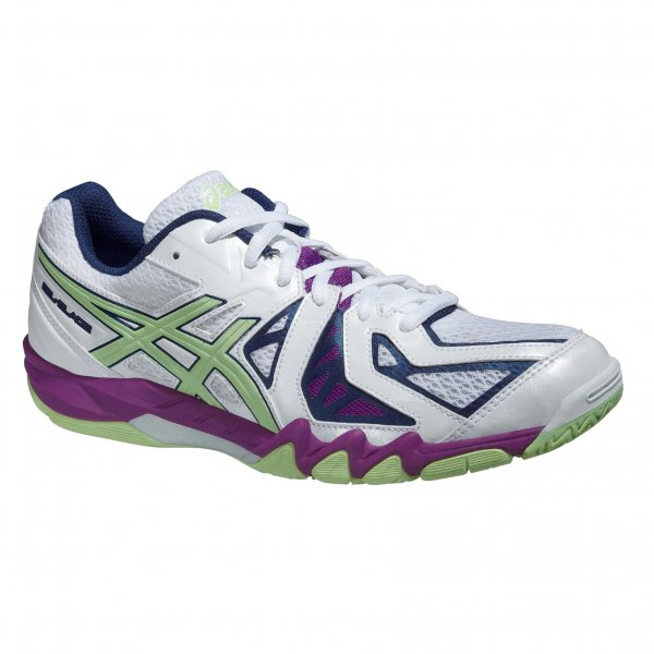 c90ae42db96 Asics Gel Blade 5 - dámské halové boty