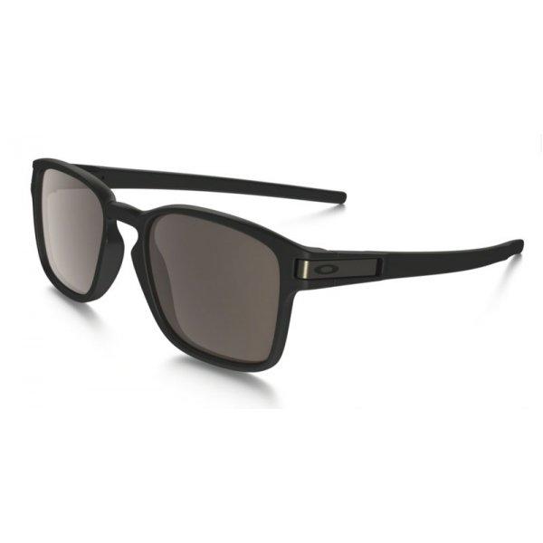 a03fac7fa Oakley Latch SQ Matte Black w/Warm Grey - slnečné okuliare | Sanasport.sk