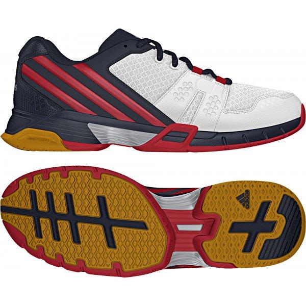 adidas Volley Team 4 - pánske halové topánky  cb657e5e350