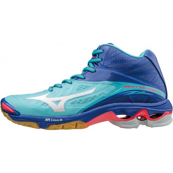 d45debbd5c636 Mizuno Wave Lightning Z2 MID (W) - dámske halové topánky | Sanasport.sk