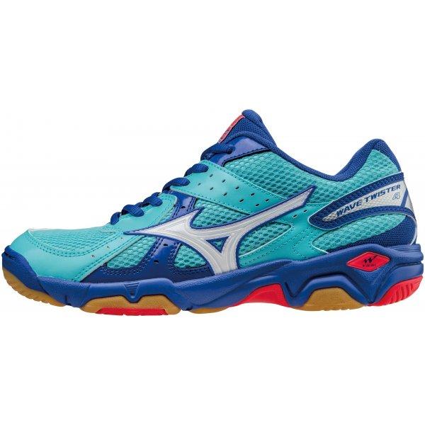 4644428aee3 Mizuno Wave Twister 4 (W) - dámske halové topánky