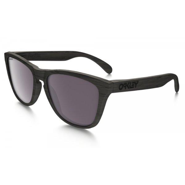 38b537abe Oakley Frogskins Woodgrain w/Prizm Daily Polar - slnečné okuliare    Sanasport.sk
