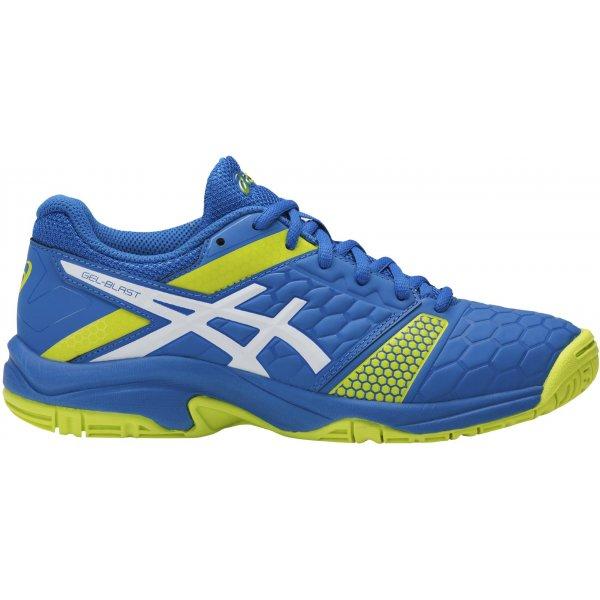 Asics Gel Blast 7 GS - detské halové topánky  7b6326c8832