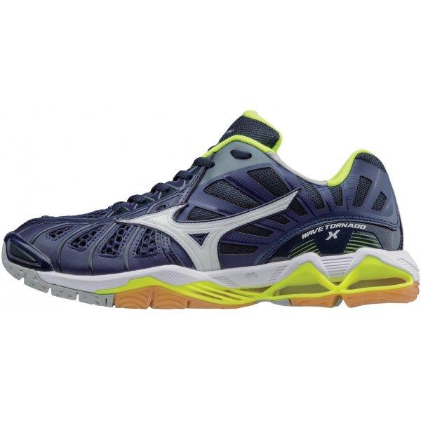 65dc22b9426 Mizuno Wave Tornado X - halové topánky