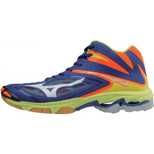 3ca5e9e538e Mizuno Wave Lightning Z3 Mid - halové boty