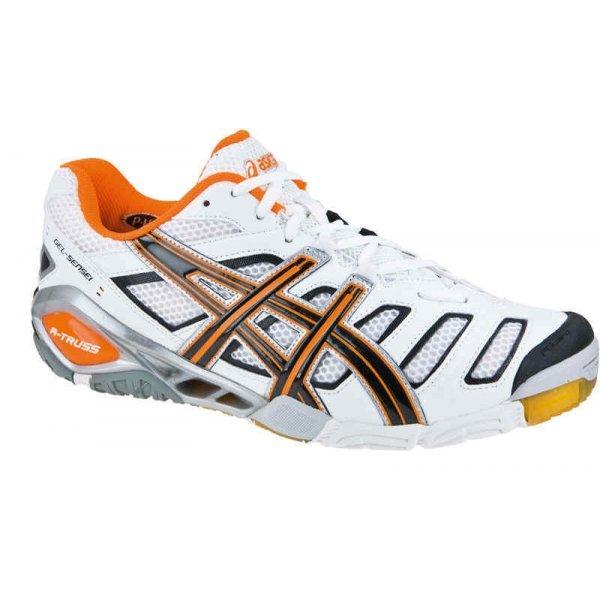 Asics Gel Sensei 4 - pánske halové topánky  1653b918c19