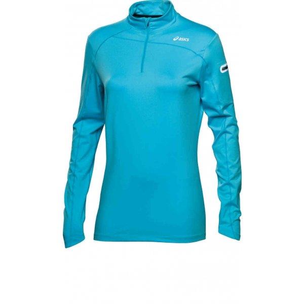 Asics L1 W Winter 1 2 Zip Top - dámské tričko  ba97f308d9
