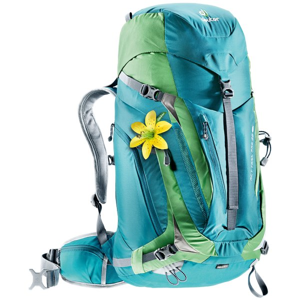 ec3e7ef96f Deuter ACT Trail PRO 38 SL Petrol-avocado