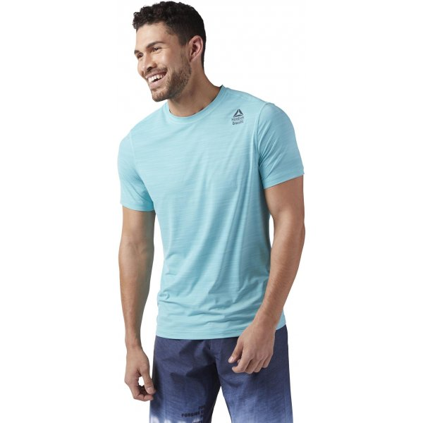 Reebok Crossfit Burnout Tee - pánské tričko  1c5277aeaf