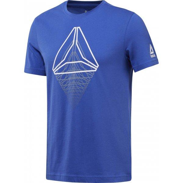 Reebok Mens Opp 2 - pánské tričko  c166d7190a