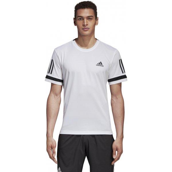 1e52dd13dc69 adidas Club 3 Stripes Tee - pánské tričko